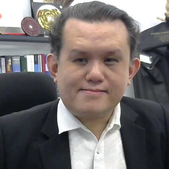 David Tak Wai Yek, RIBA, FCIArb